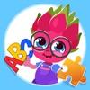 Keiki 幼児向けゲーム! 子供のための動物のパズル