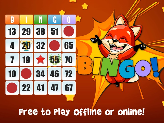Bingo! Absolute Bingo Games on the App Store