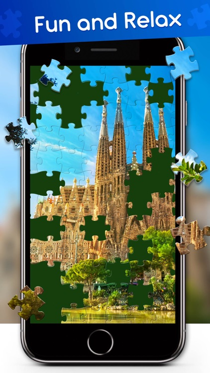 Jigsaw Puzzle ++ screenshot-6
