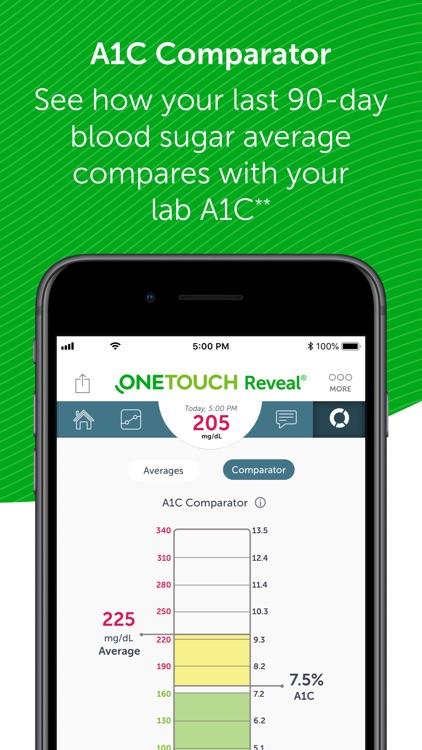 OneTouch Reveal screenshot-4