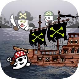 Mutiny On Halloween Ghost Ship
