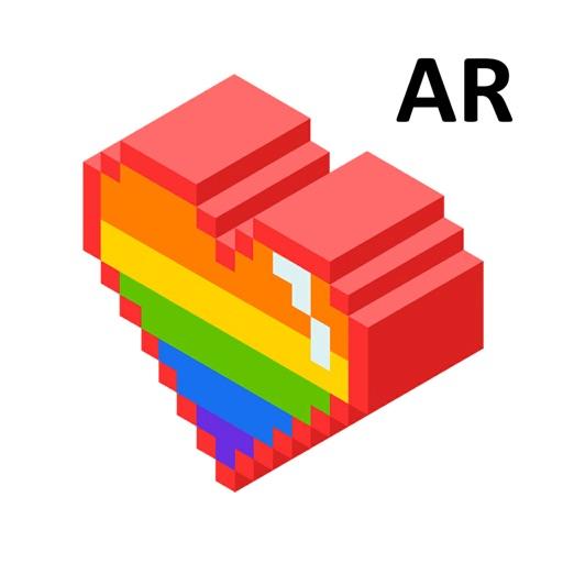 3D Pixel - AR Coloring Games