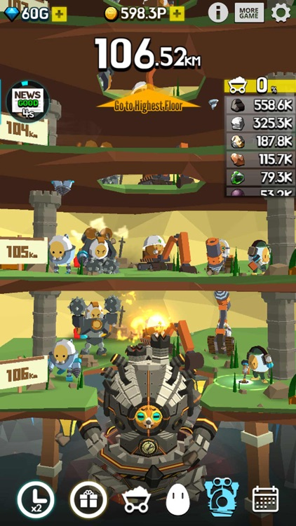 Ground Driller screenshot-6