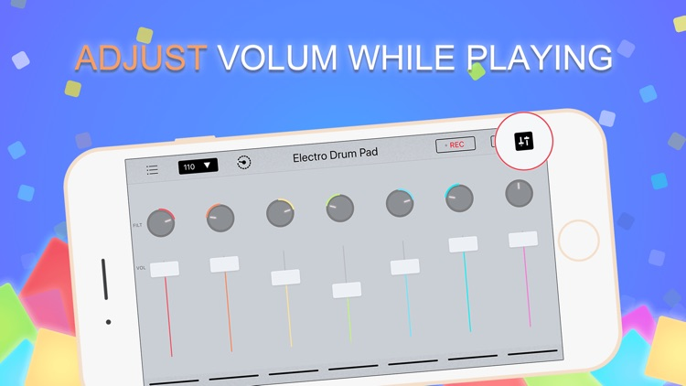 Electro Drum Pad Pro screenshot-3