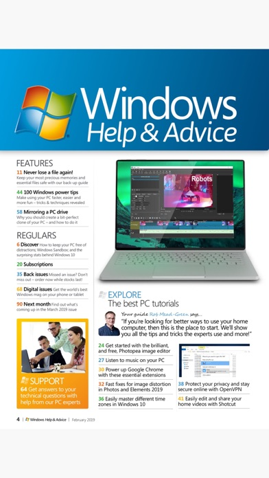 Screenshot for Windows Help & Advice in United Arab Emirates App Store
