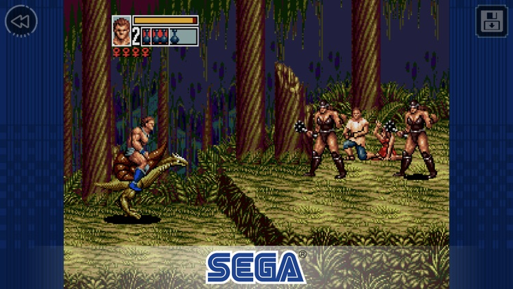 Golden Axe Classics screenshot-1