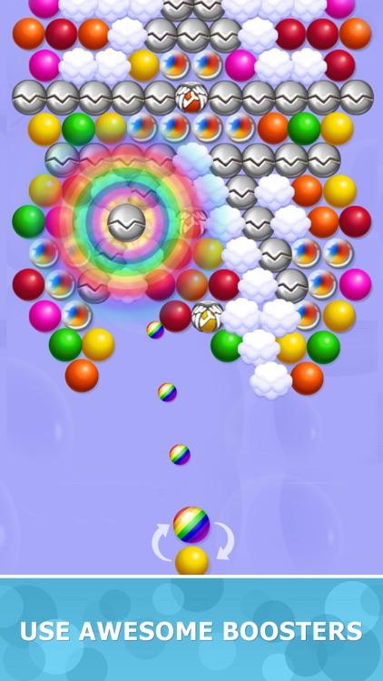 Bubblez: Magic Bubble Quest screenshot-5