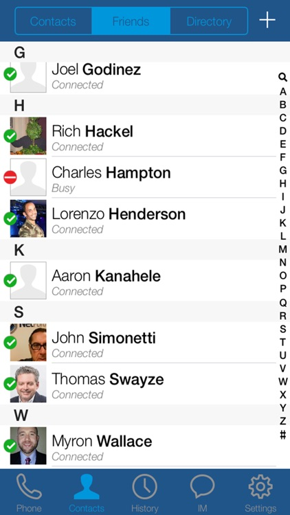Unified for iPhone screenshot-3
