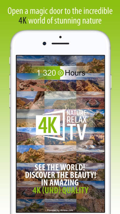 4K Nature Relax TV: Watch 24/7