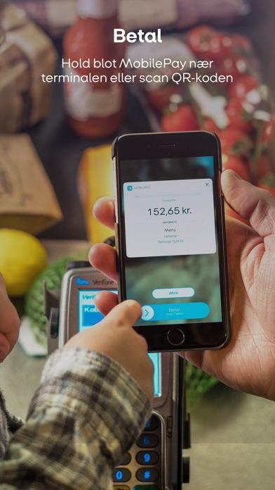 Screenshot for MobilePay in Denmark App Store