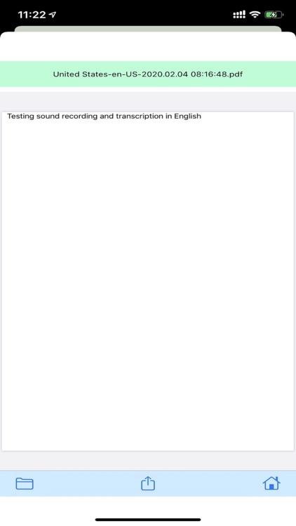 Voice To Text, Audio Splitter screenshot-8