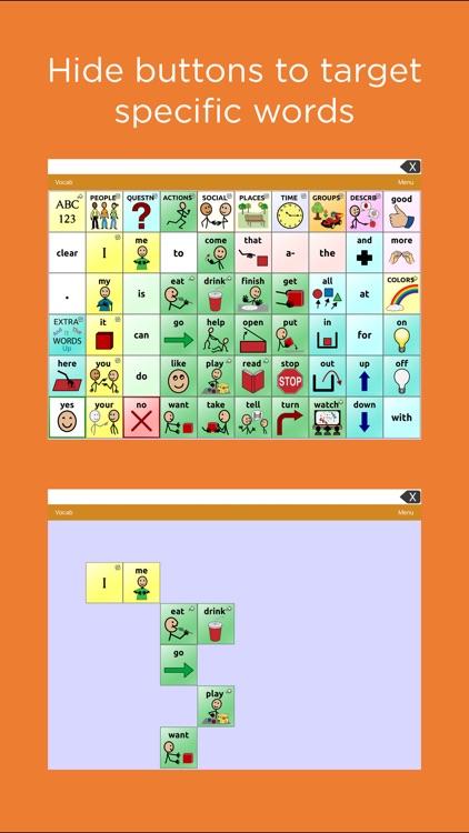 TouchChat HD- AAC w/ WordPower screenshot-5