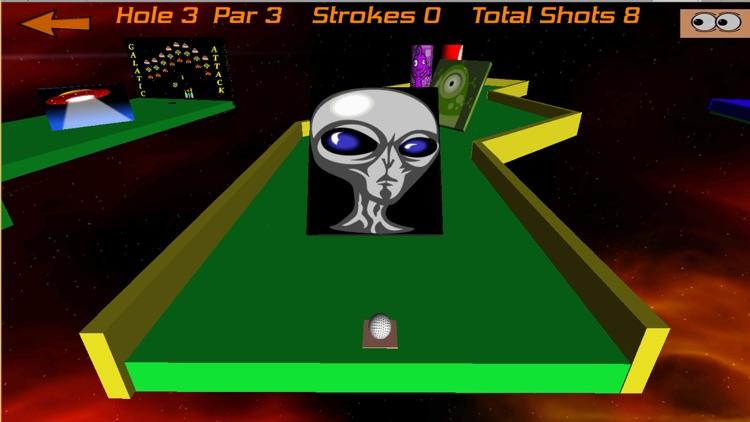 Crazy Golf in Space Pro screenshot-3