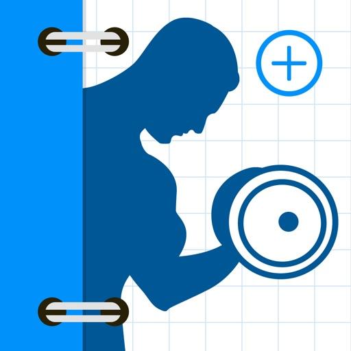 Fitness Buddy+ Gym Workout Log download