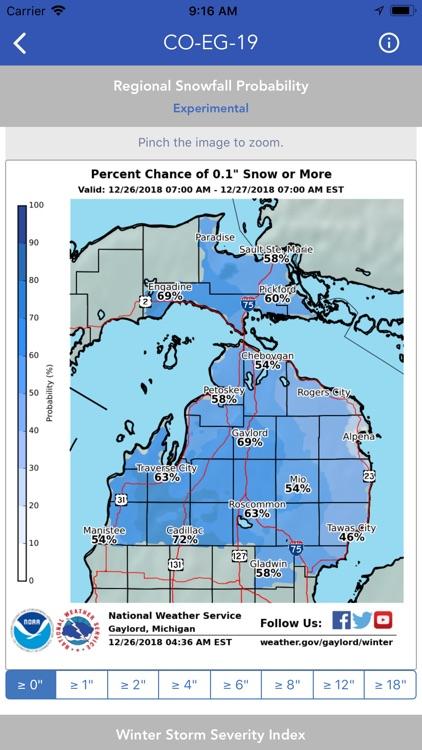 Snow Report & Forecast screenshot-4