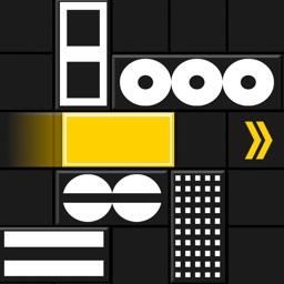 Block and White Unblock Puzzle