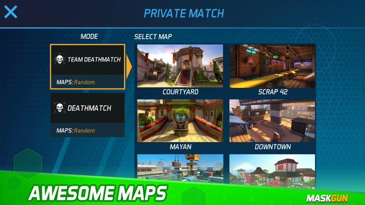 MaskGun Multiplayer FPS screenshot-4