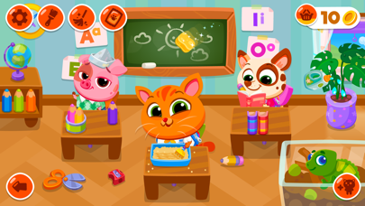 Bubbu School - My Cute Pets Screenshots