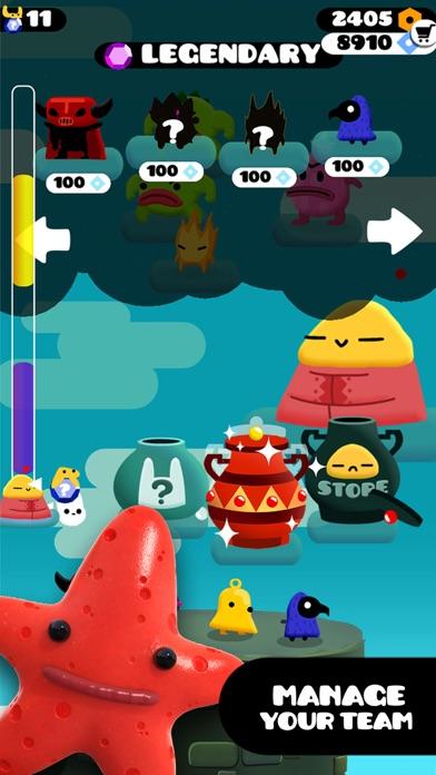 Tower Power - Kawaii Shooter Screenshot on iOS