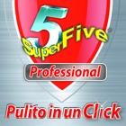 Pulito in un Click icon