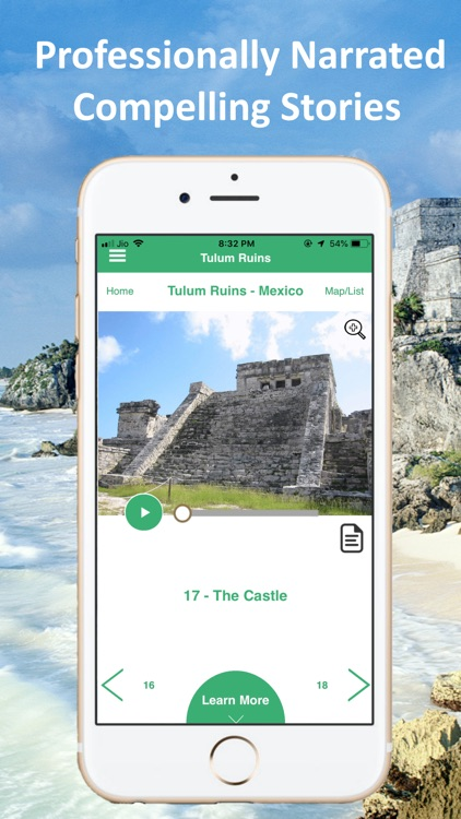 Tulum Ruins Cancun Mexico Tour screenshot-3