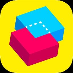 Square Color 3D