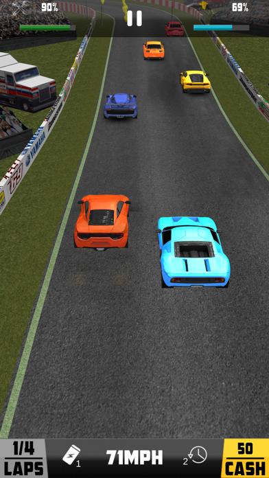 リアルターボの親指レースカーレース - PKレースのおすすめ画像3