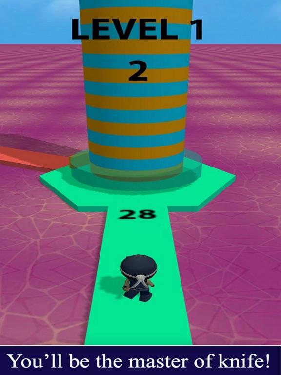 Challenge Ninja Throw screenshot 4