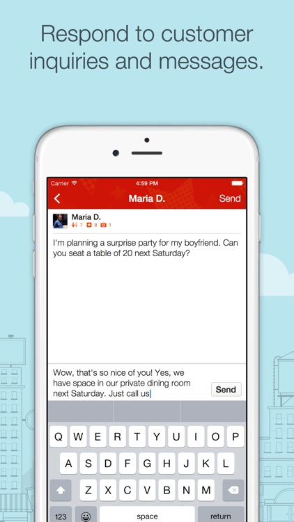 Yelp for Business Owners screenshot-4