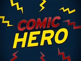 Comic Hero - Say it like hero