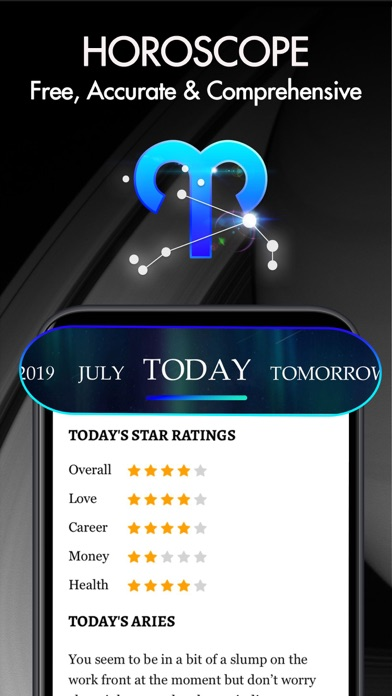 Daily Horoscope Plus® 2019 Screenshot