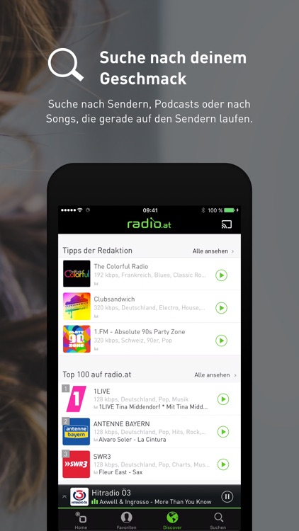 radio.at - Der Radioplayer screenshot-4