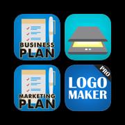 Business Startup Bundle - Business, Marketing, Scan, Plan