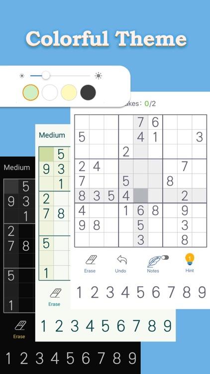 Sudoku .⋆