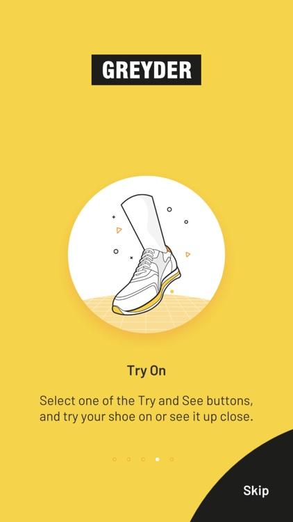 AR Shoe screenshot-3