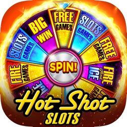 Hot Shot Casino Slots Games