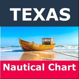 Texas – Raster Nautical Charts