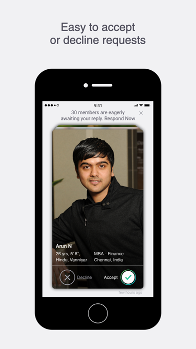 Shaadi.com: Matrimony App Screenshot