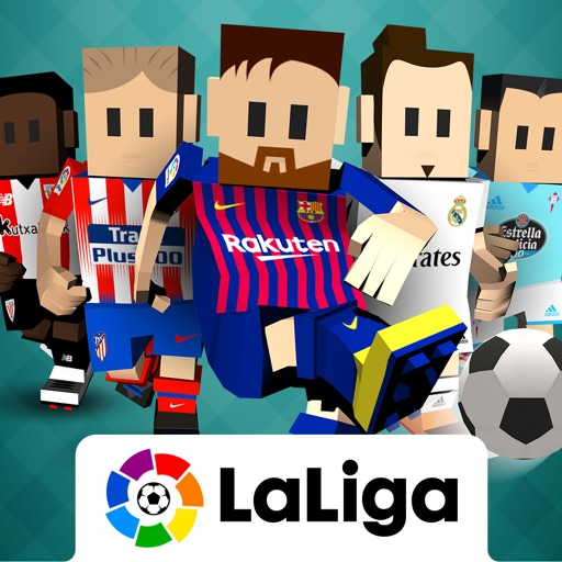 Tiny Striker La Liga 2018