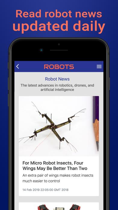 Robots Guide screenshot 6