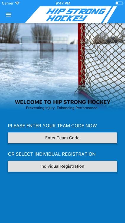 Hip Strong Hockey