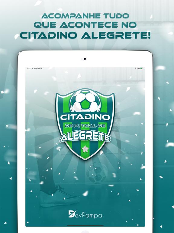 Citadino Alegrete screenshot 5