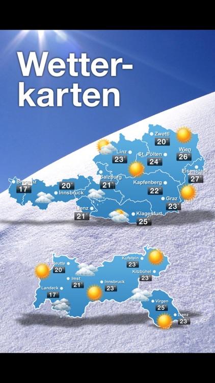 wetterheute.at Österreich screenshot-4