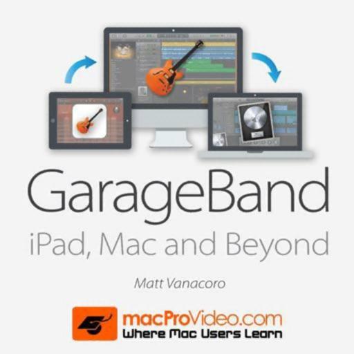 Beyond Course for Garageband