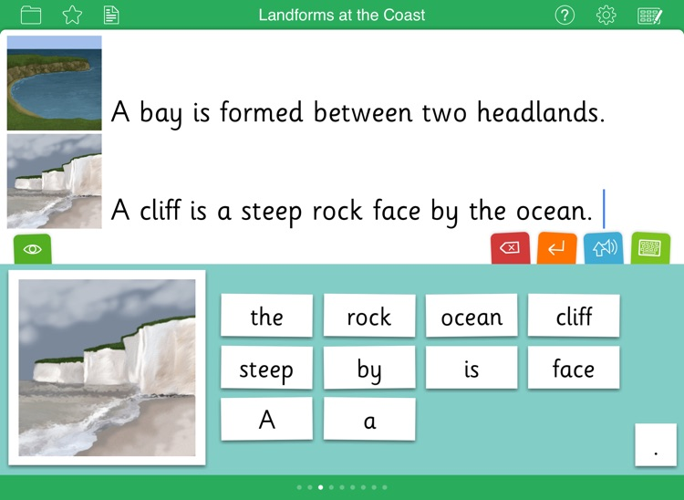 Clicker Sentences screenshot-3