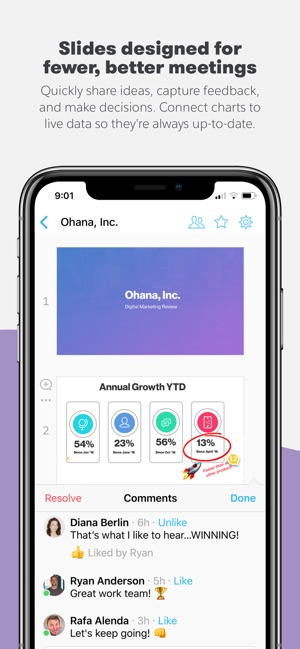 Quip Docs Chat Sheets On The App Store