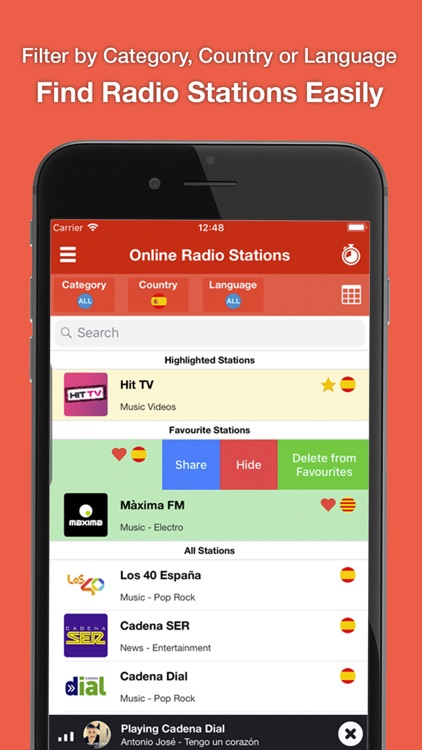 My Online Radio