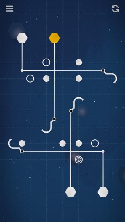 SiNKR: A minimalist puzzle screenshot-0