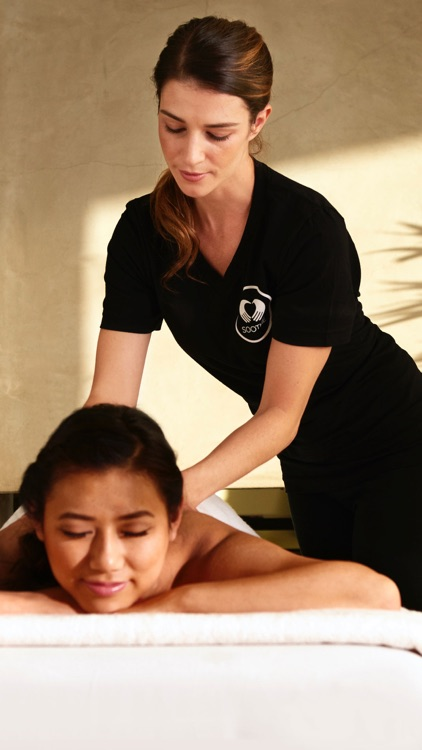 Soothe: In Home Massage