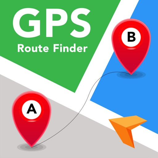 GPS Route Finder & Location